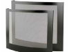 Black-steel-fire-screens
