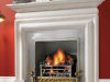 Cavendish Bolection, limestone mantel