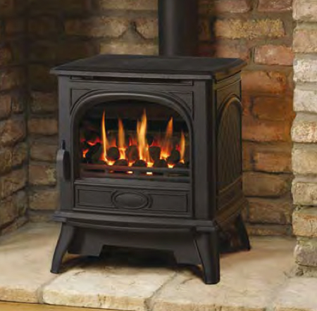 Dovre-280 conventional flue version
