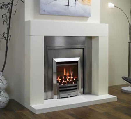 VFC-Convector-fire-with-Highlight-polished-Arts-front-and-Brushed-Stainless-Steel-Arts-frame