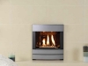 Logic-He-Conventional-flue-fire,-white-stone-fuel-bed-and-Progress-complete-front